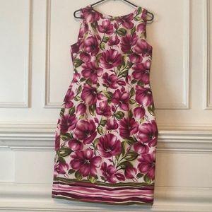London Times flora dress